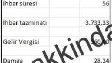 hbar 370x208 - İhbar Tazminatı nasıl hesaplanır?