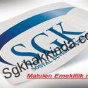 sgk 640 x 320 125x125 - Malulen Emeklilik Şartları
