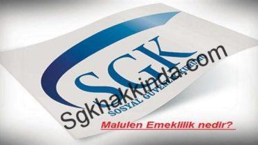 sgk 640 x 320 370x208 - Malulen Emeklilik Şartları
