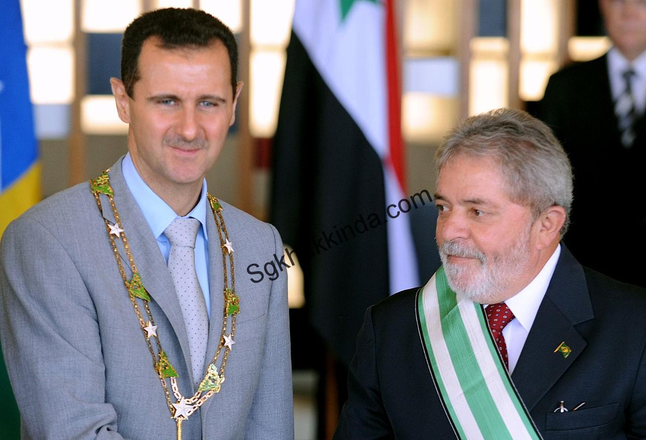 1280px Lula Al Assad Itamaraty 2010 - Detention of Brazil's Former President Could Mark the End of a Dynasty