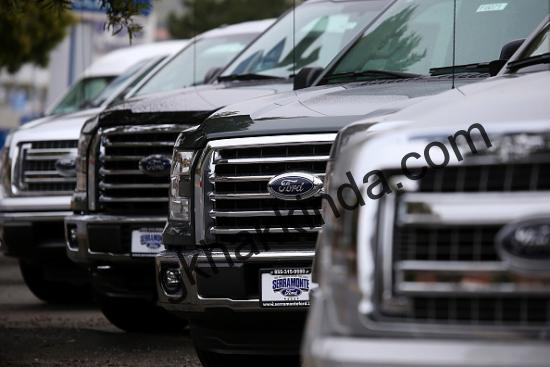 471433966 - 420,000 Ford F-150 Trucks Are Being Investigated for Brake Failure