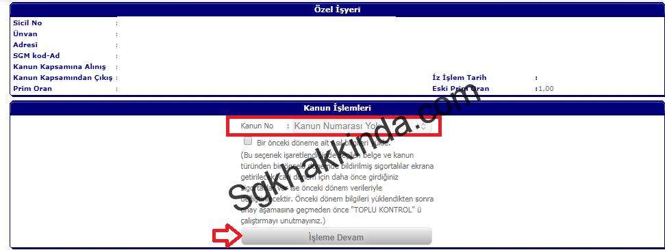 E bildirge ek5 - E-bildirge'de ek belge nasıl düzenlenir?