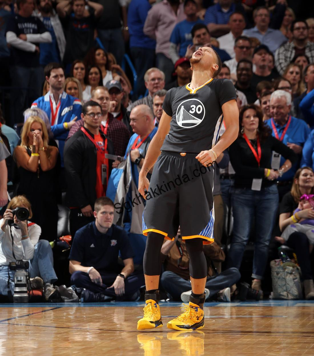 gettyimages 512851564 - Stephen Curry: The Antidote to America's Anger Problem