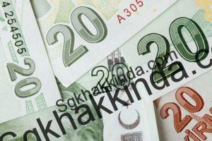 maaş 1467756088 300x200 - 3 günden az raporlarda maaş kesintisi olur mu?