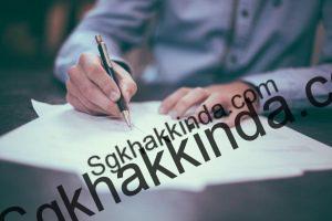 sözleşme 1476953643 300x200 - Hangi durumlar da işsizlik maaşı alınmaz?