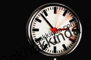 saat 1489668348 300x200 - 270 saatten fazla çalışmak haklı neden ile fesih sebebidir