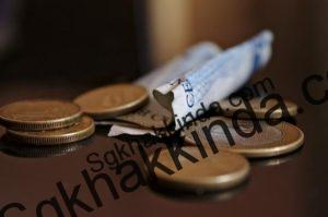 maaş 1492581714 300x199 - İşçinin ücreti parça parça ödenir mi?