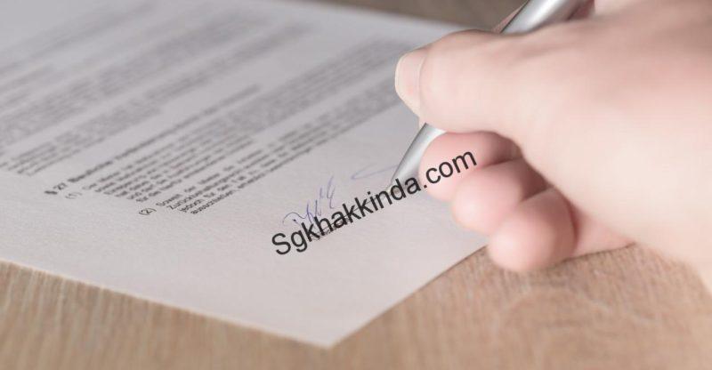 Belirli süreli iş sözleşmesi örneği