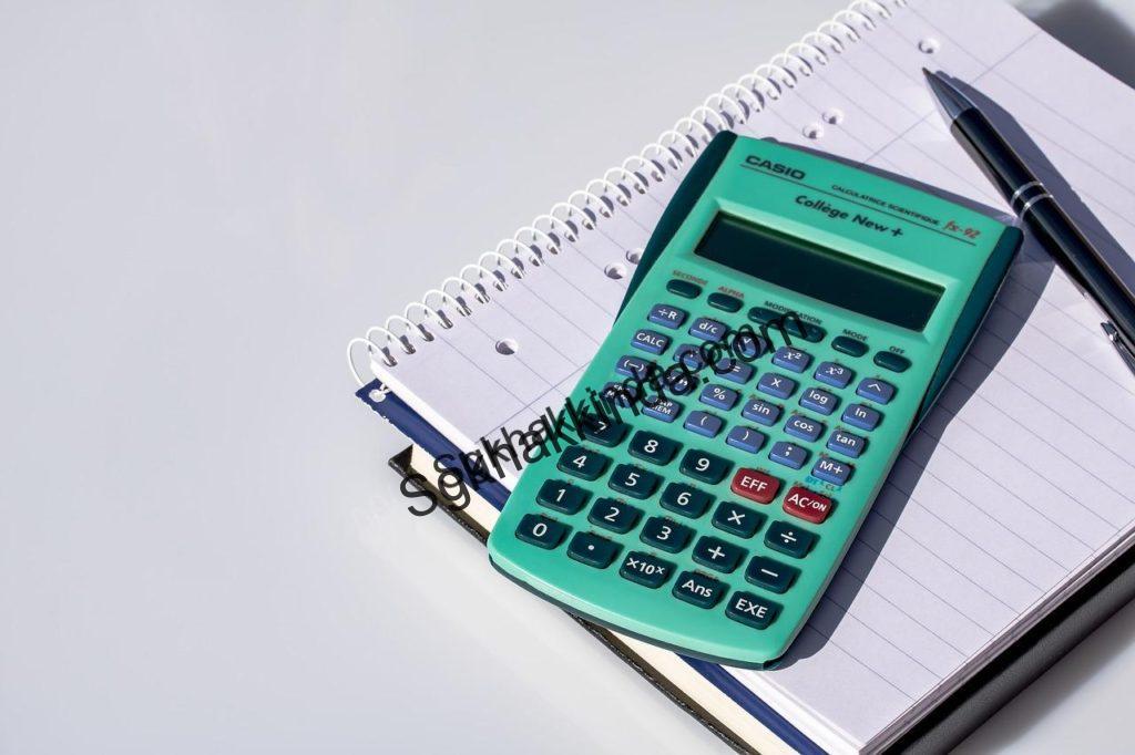 hesap 1519148713 1024x682 - Part time çalışanlar işsizlik maaşı alabilir mi?