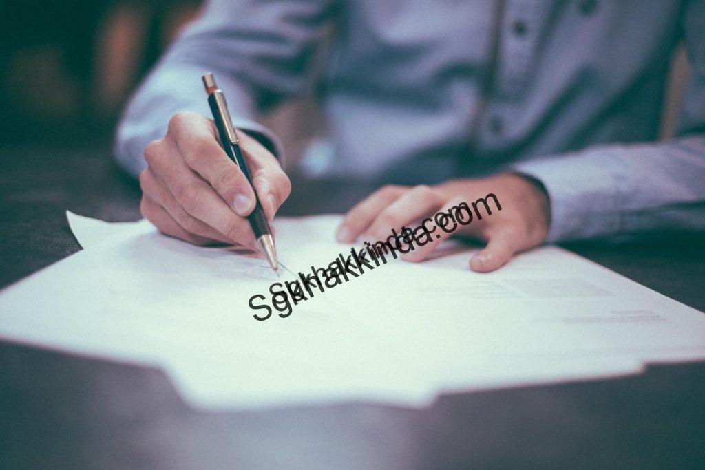 imza 1521437665 1024x683 - İş sözleşmesi imzalamak zorunlu mudur?