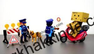 polis 1529904735 300x174 - Trafik cezası işçinin maaşından kesilebilir mi?