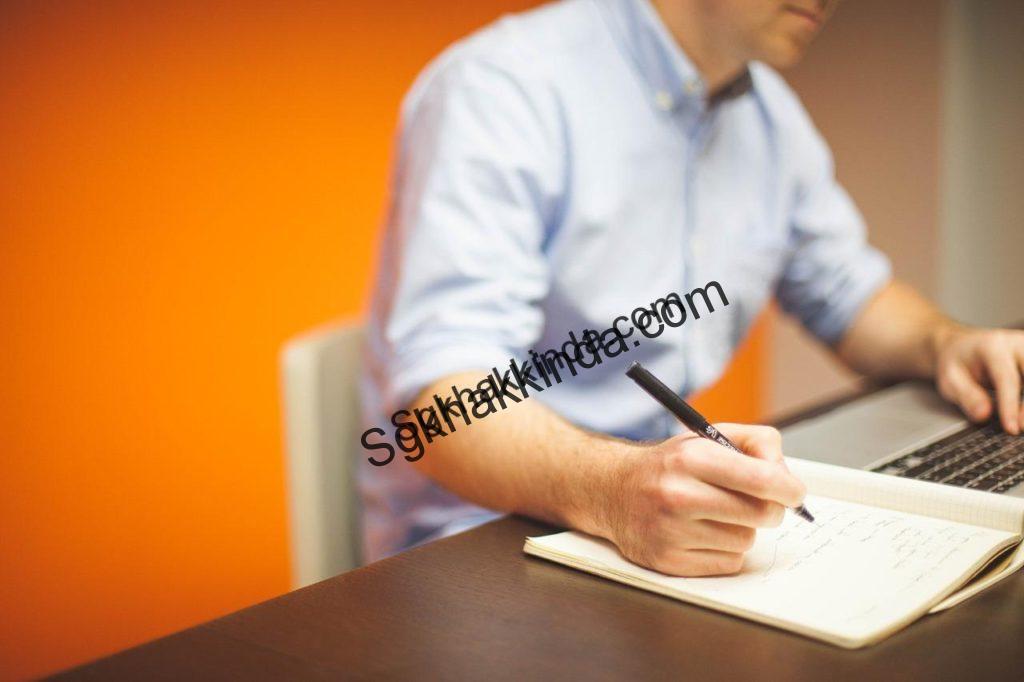 kalem 1538112442 1024x682 - Toplu yeni iş arama dilekçesi örneği