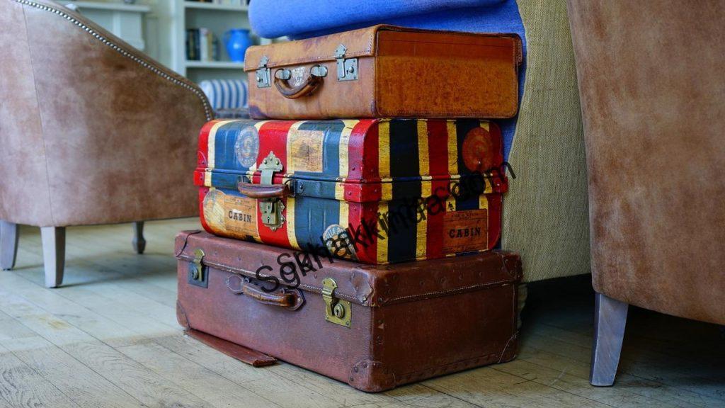 valiz 1538734865 1024x576 - 6 ay çalışanın yıllık izin hakkı